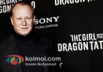 Stellan Skarsgård At Event of The Girl with the Dragon Tattoo Premiere