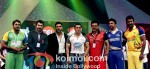 Sunil Shetty, Salman Khan At CCL 2 Curtain Raiser