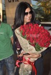 Sushmita Sen At Airport