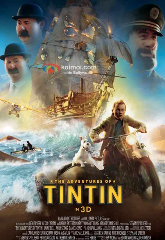 The Adventures Of Tintin The Secret Of The Unicorn