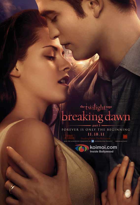 The Twilight Saga Breaking Dawn Part 1