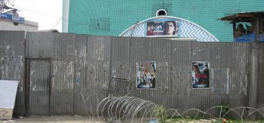 Cinema halls in Kashmir are landmarks, just names, which turned into big bunkers in the early '90s when militancy erupted in the valley.