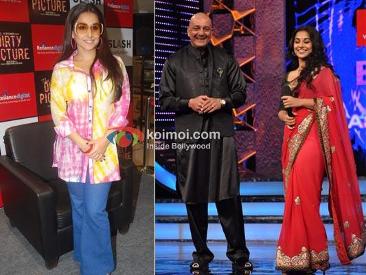 Vidya Balan, Sanjay Dutt