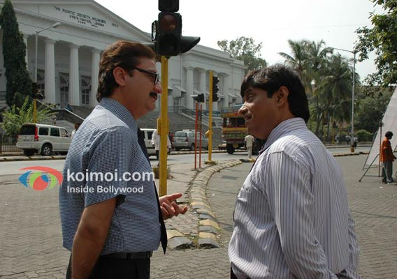 Vinay Pathak, Pappu Can't Dance Saala Movie Stills