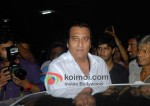 Vinod Khanna At Dev Anand's Prayer Meet