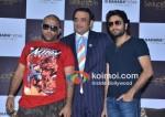 Vishal Dadlani, Shekhar Ravjiani At Sahara Star Seduction Press Meet