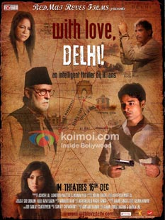 With Love, Delhi! Review (With Love, Delhi! Movie Poster)