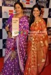 Kiran Kher Sakshi Tanwar At BIG Star Awards
