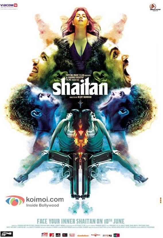 shaitan Movie poster
