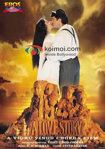 1942 – A Love Story Movie Poster