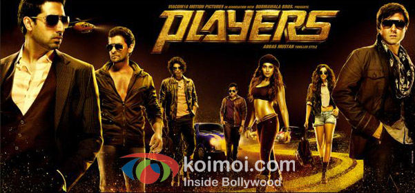 Abhishek Bachchan, Neil Nitin Mukesh, Sikander Kher, Bipasha Basu, Sonam Kapoor in Players