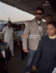 Abhishek Bachchan Snapped At Airport
