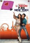 Aditi Rao Hydari, Ali Zafar (London Paris New York Movie Poster)