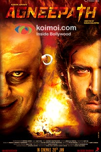 Poster of Agneepath