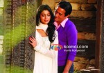 Shriya Saran, Akshaye Khanna (Gali Gali Chor Hai Movie Stills)