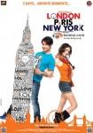 Ali Zafar, Aditi Rao Hydari (London Paris New York Movie Poster)