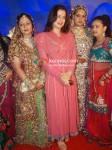 Ameesha Patel At Babloo Aziz's Nephew's Wedding