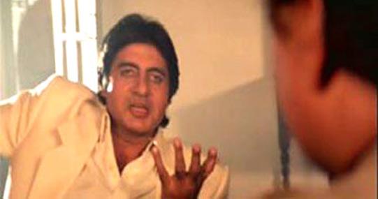 Amitabh Bachchan Agneepath Stills