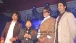 Amitabh Bachchan Launches Kailasa's Album Rangeele