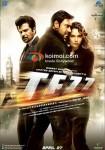 Anil Kapoor, Ajay Devgan and Kangana Ranaut (Tezz Movie Poster)