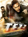 Anil Kapoor, Ajay Devgan (Tezz Movie Poster)