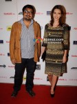 Anurag Kashyap, Kalki Koechlin At Filmfare Nominations Bash