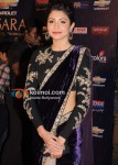 Anushka Sharma At Apsara Awards 2012