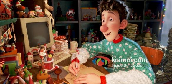 Arthur Christmas Review (Arthur Christmas Movie Stills)