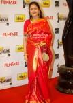 Aruna Irani At The '57th Idea Fimfare Awards 2011'