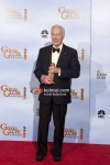 Christopher Plummer At Golden Globe 2012 Winners Portrait