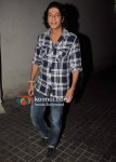Chunky Panday At Agneepath Screening