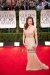 Cinema Verite At Golden Globe Red Carpet 2012