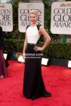 Claire Danes At Golden Globe Red Carpet 2012
