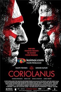 Coriolanus Review (Coriolanus Movie Poster)