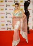 Deepika Padukone At The '57th Idea Fimfare Awards 2011'