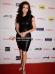 Dia Mirza At Filmfare Nominations Bash