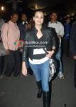 Dia Mirza Return From Zee Awards