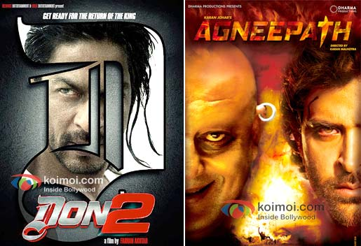 Don 2 & Agneepath Posters