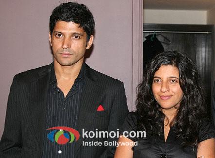 Farhan Akhtar and Zoya Akhtar