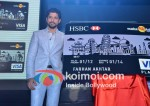 Farhan Akhtar launches HSBC And Makemytrip Credit Card