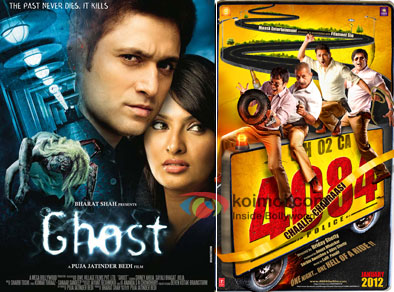 Ghost & Chaalis Chauraasi poster
