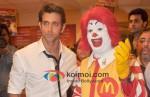Hrithik Roshan At Agneepath Event