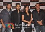 Hrithik Roshan, Karan Johar, Priyanka Chopra, Sanjay Dutt At Agneepath Success Party