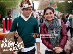 Imran Khan, Kareena Kapoor (Ek Main Aur Ekk Tu Movie Wallpaper)