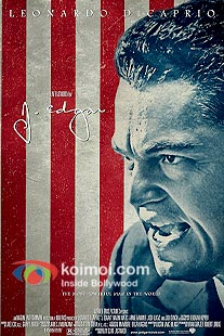 J.Edgar Review (J.Edgar Movie Poster)