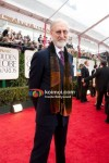James Cromwell At Golden Globe Red Carpet 2012