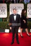 Jonah Hill At Golden Globe Red Carpet 2012