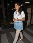 Juhi Chawla Return From Vacation