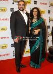 Kabir Bedi At The '57th Idea Fimfare Awards 2011'