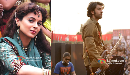 Sadi Galli & Sadda Haq songs stills
